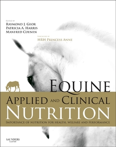 Equine Applied and Clinical Nutrition - E-book