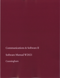 MS Excel Software Manual (Equine)