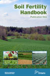 Soil Fertility Handbook, Pub 611