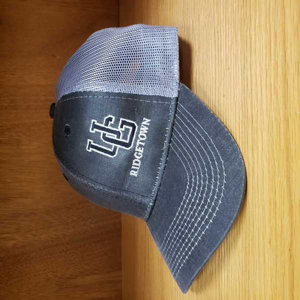 Ball Cap - Grey with mesh